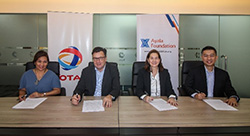 Total Philippines and Ayala Foundation Commit to Road Safety Education