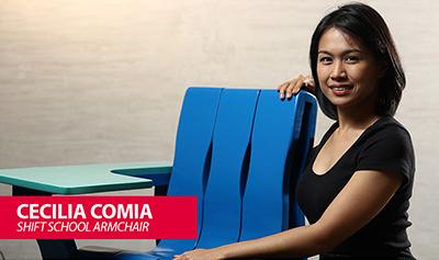 Cecilia Comia