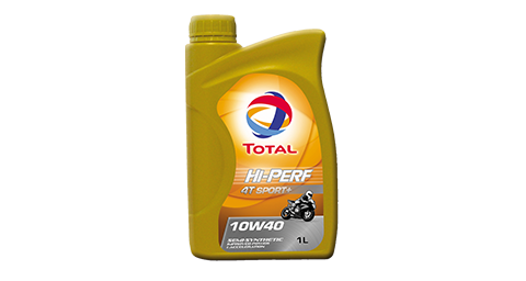 Automotive Oil | Engine Oil for Motorcycles | Total in the