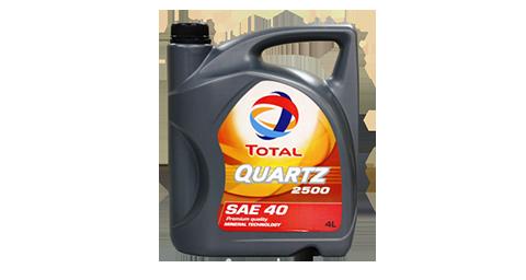 QUARTZ-2500-SAE-40