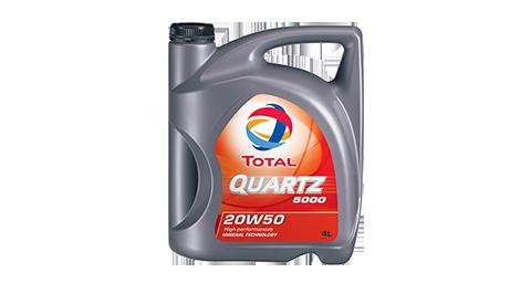 QUARTZ-5000-20W50