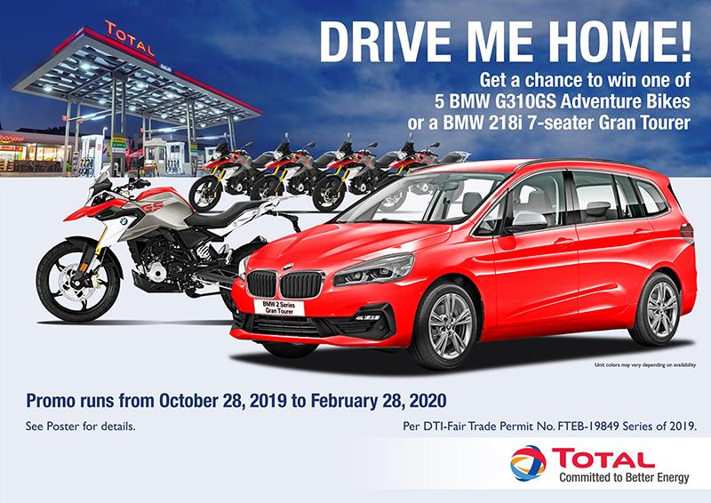 TOTAL - Drive Me Home! Promo