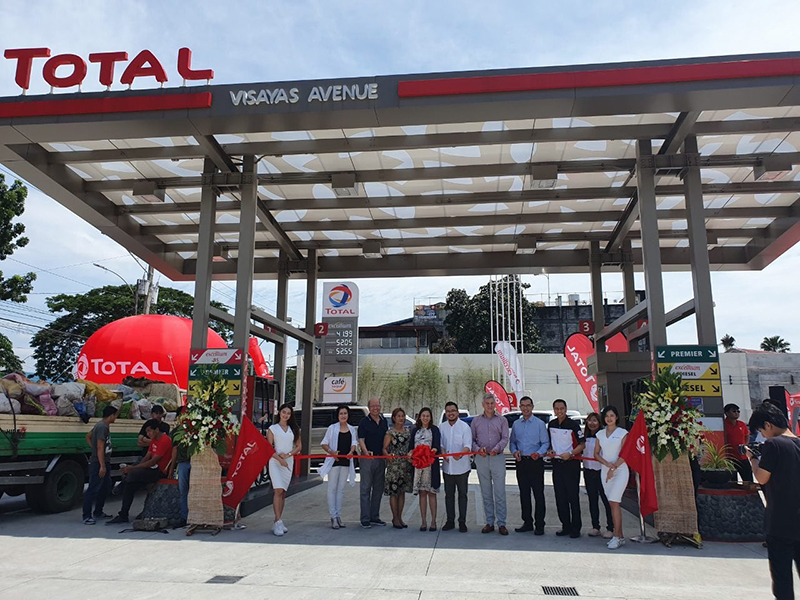 Total (Philippines) Corporation