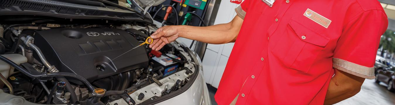 How to Check and Change Engine Oil?