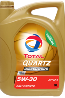 Quartz Diesel 9000 5W30 | Total Quartz - Diesel | Total in