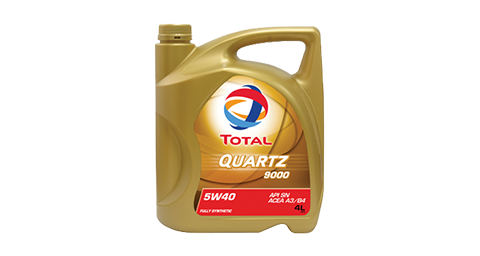 QUARTZ-9000-5W40