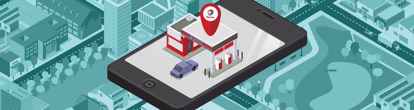 Find a Service Station
